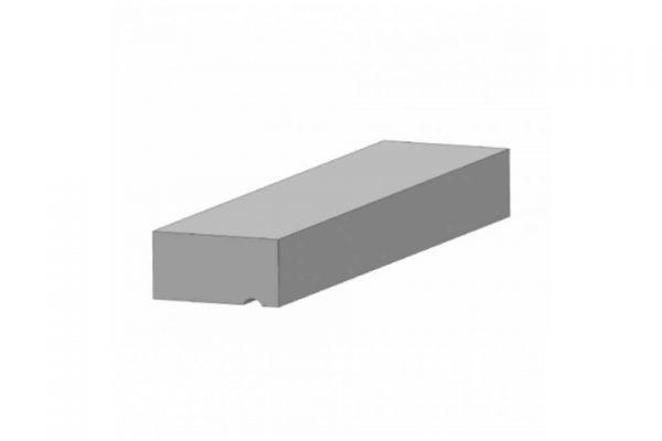 Betonlatei 150x400 mm